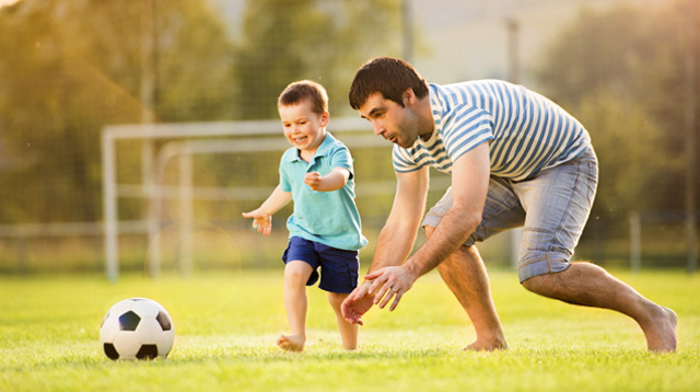 7 Ways to be a Great Parent to a Budding Athlete