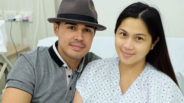 Top of the Morning: In Photos: Diana Zubiri and Andy Smith's Newborn Daughter