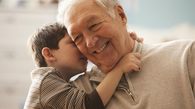 Grandparents' Mental Health May Benefit From Babysitting