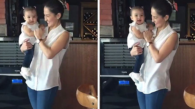 "Top of the Morning: Watch Baby Zia Say ""Mama"""