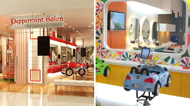 3 Family-Friendly Salons Where Kids Get the VIP Treatment
