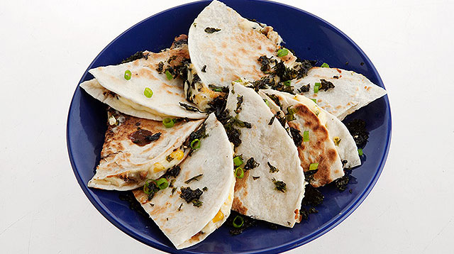 Make Your Own Quesadillas at Home!