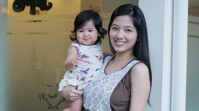 Jennica Garcia-Uytingco Shares What Natural Parenting Means for Her