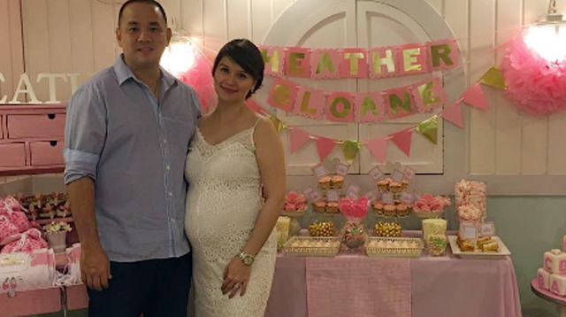 Top of the Morning: Look! Nadine Samonte Welcomes Daughter!