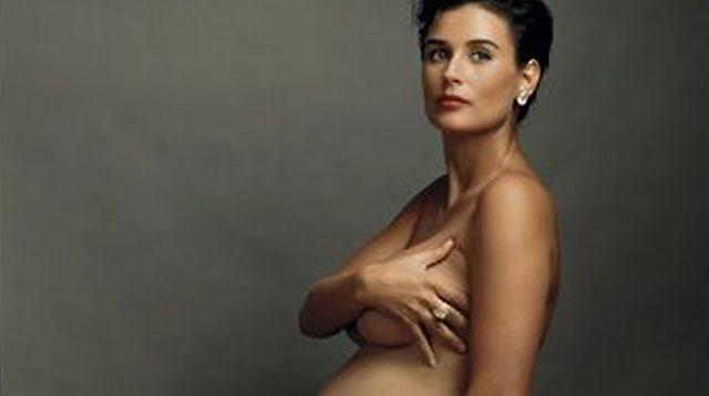 The Pregnant Celebrity Cover That Bared--and Started--It All