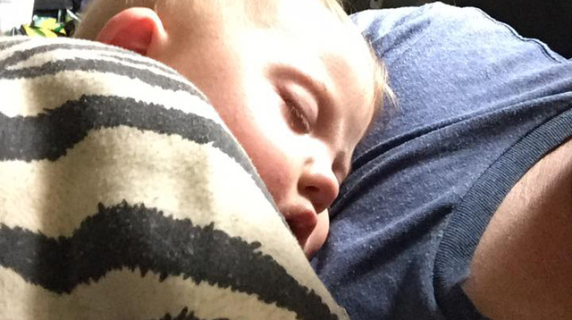 Dad Tells Parents to Read Snack Labels After Baby's Terrifying Choking Incident