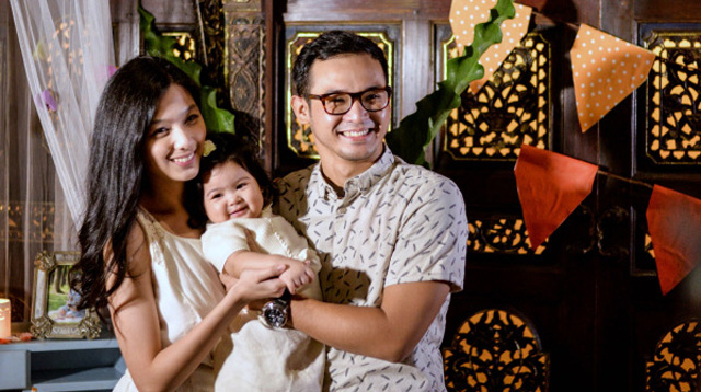 Jennica Garcia-Uytingco Shares Photos of Daughter's 1st Birthday Party