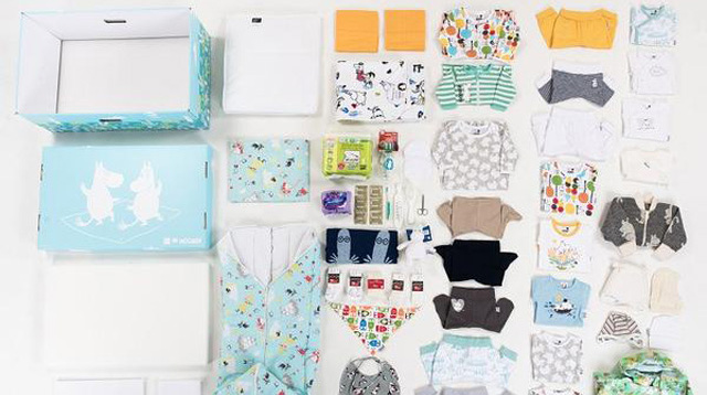 You Can Now Own the Famous Finnish Baby Box