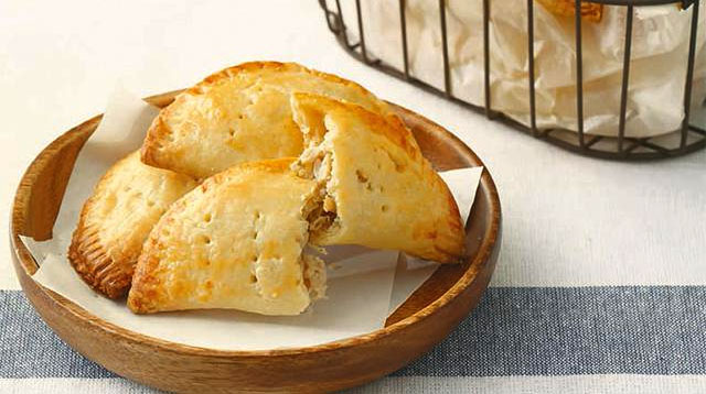 To Do: Learn How To Make Chicken Empanadas!