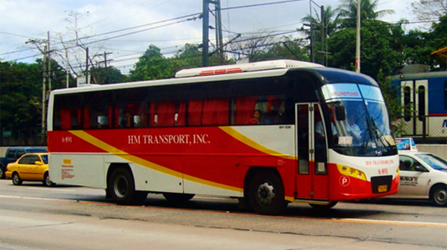 Commuters, this new P2P bus route runs from Novaliches to Makati