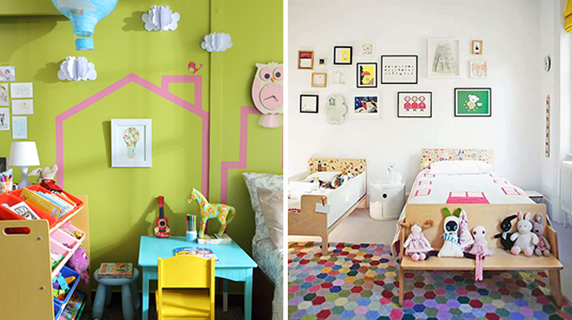 5 Useful Tips for Decorating and Organizing Your Kids' Room