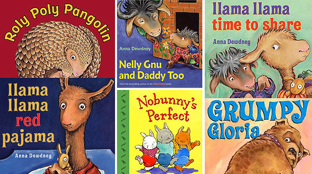7 Children's Books by Anna Dewdney to Read to Your Toddlers