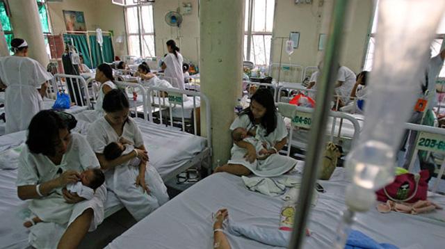Solon Wants 'Bawal ang Masungit' Signs in Public Hospitals