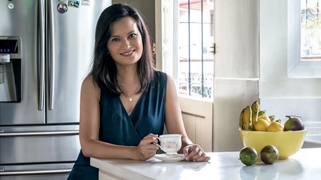 Daphne Osena-Paez: 'I've Given Up on Being the Perfect Mom'