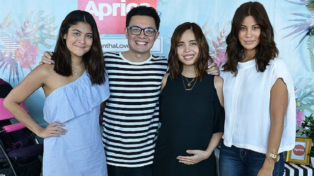 Top of the Morning: Tricia Centenera Attends Samantha Valenciano's Baby Shower