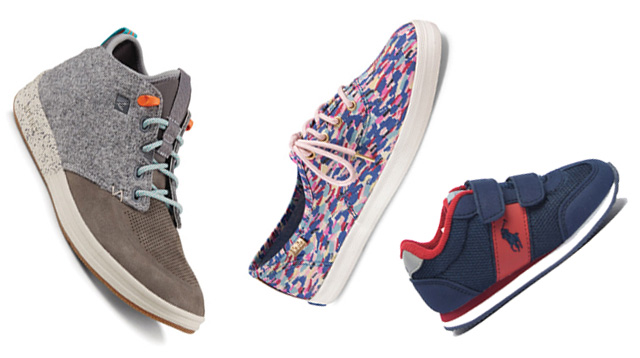 7 Comfy, Travel-Friendly Shoes for the Whole Family