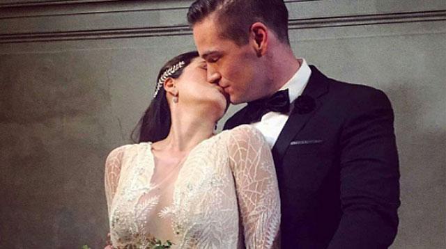 In Photos: Cristalle Belo and Justin Pitt's Lake Como Wedding
