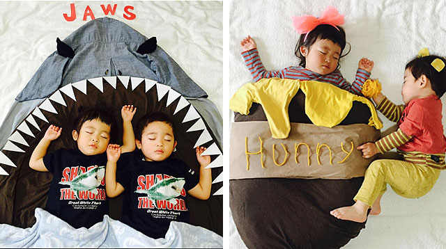 Mom of Twins Takes Them on Epic Adventures While They Sleep!