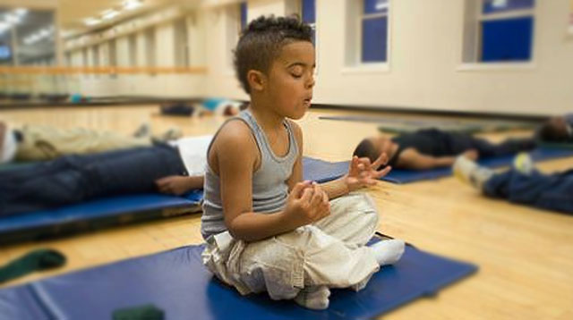 This School Shows Meditation Can Help With Misbehavior