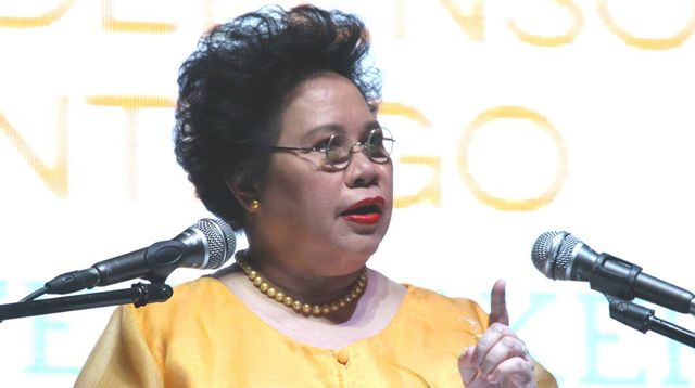 Former Senator Miriam Defensor-Santiago Passes Away at 71