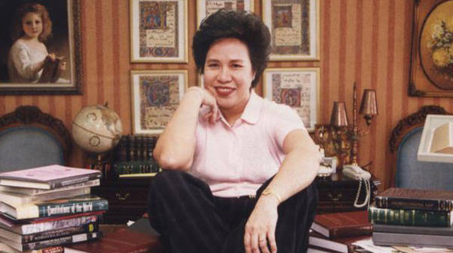 20 Things You Didn't Know About Miriam Defensor-Santiago