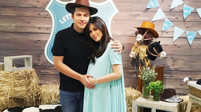 Top of the Morning: Look: Toni Gonzaga Shows Off Baby Bump in a Lingerie