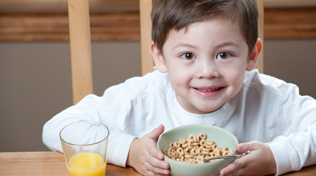 3 Important Nutrients Your Child Can Get at Breakfast