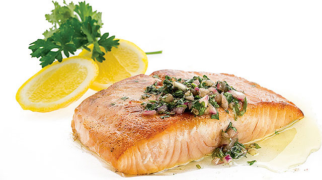 Indulge Your Family's Palate With This Salmon Recipe