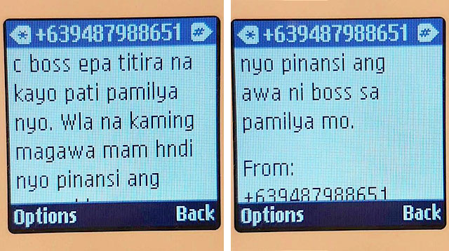 Beware of This New Text Scam