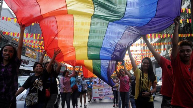 ICYMI: Same-sex Marriage Bill To Be Filed In Philippine Congress
