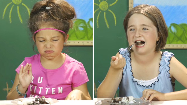American Kids Tried Dinuguan for the First Time!