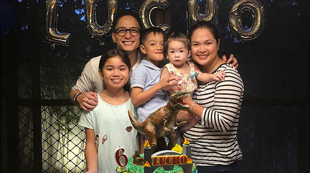 Top of the Morning: Judy Ann and Ryan Agoncillo's Son Lucho Turns 6!