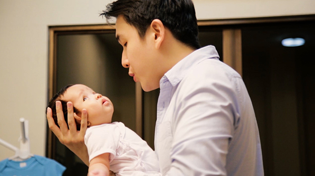 WATCH: Learn How to Carry Your Baby