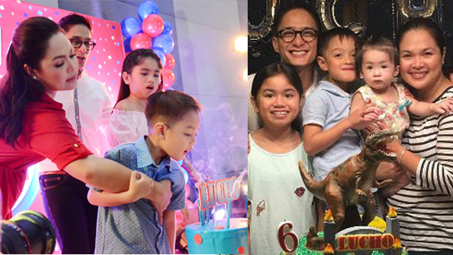 How Judy Ann Santos Keeps Her Kids' Birthdays Fun and Meaningful