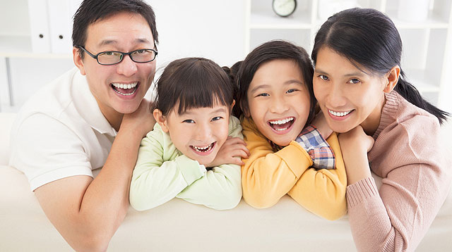 Study Says This Is the Simple Secret to a Happy Family Life