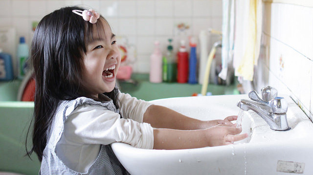 Habit of Hand Washing May Be the Best Vaccine
