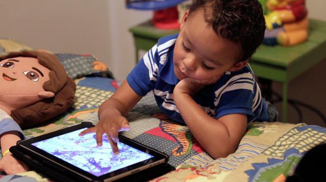 Finally! A Realistic Screen Time Recommendation for Kids Under 2
