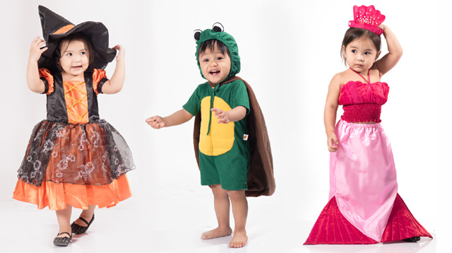 Aww! 8 Movie-Inspired Halloween Costumes for Kids