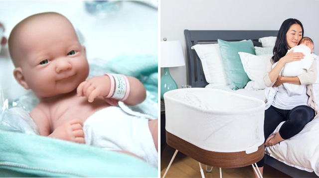 On Our Wish List: Self-Rocking Crib and Jaundice-Treating Blanket