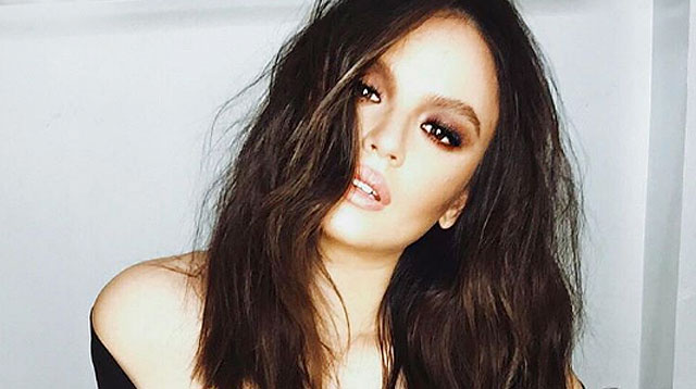 Top of the Morning: Pregnant Georgina Wilson Poses Nude for a Magazine Cover