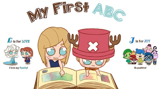 This Picture Book Teaches the ABCs and Instills Positive Traits