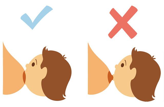 tamang pagpapasuso breastfeeding position