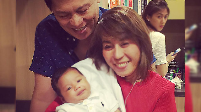 Top of the Morning: Baby Seve Celebrates Lola Pinty's Birthday!