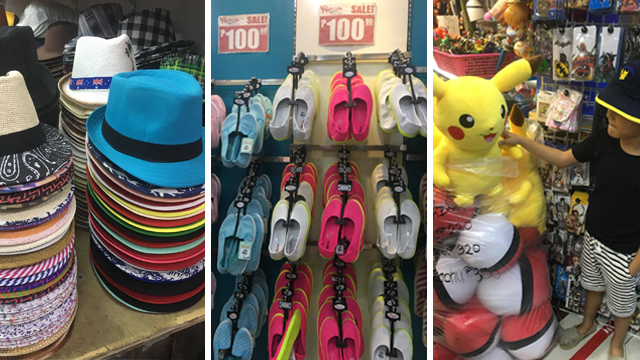 Debut giveaways divisoria mall