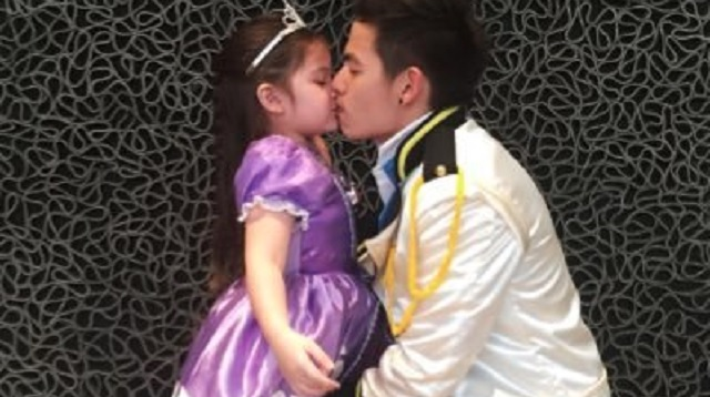 Jake Ejercito Reveals Ellie Eigenmann Calls Him Daddy