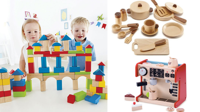 11 Wooden Toys to Encourage Imagination and Real-Life Skills