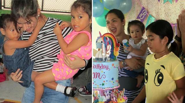 How Judy Ann Santos and Other Celebs Spread Birthday Kindness