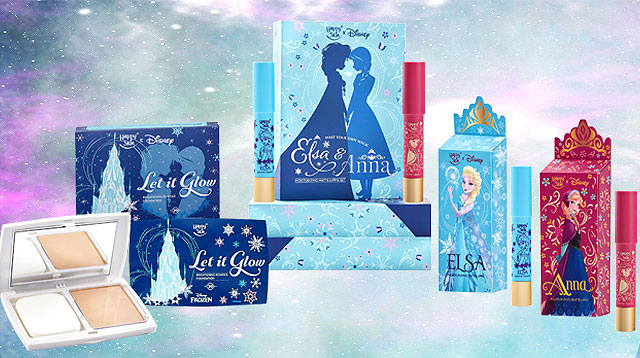 Celebrate the Princess in You With This Makeup Collection!