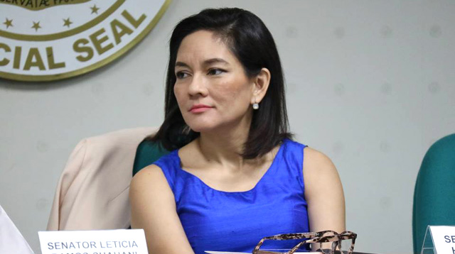Sen. Risa Hontiveros Wants Women to Get a 120-Day Maternity Leave