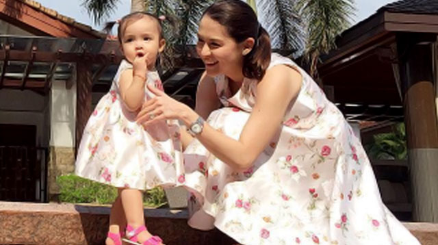 Top of the Morning: Cute! Marian Rivera Shares Baby Zia's New Tricks